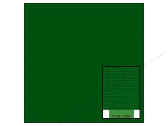 Coredinations Cardstock 12 x 12 in. Core Ess Shamrock (20 sheets)