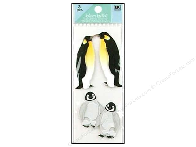 Jolee's By You Stickers Slims Penguins