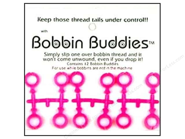 Sew Unique Bobbin Buddies 12 pc