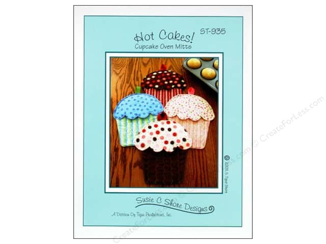 Susie C Shore Hot Cakes Pattern