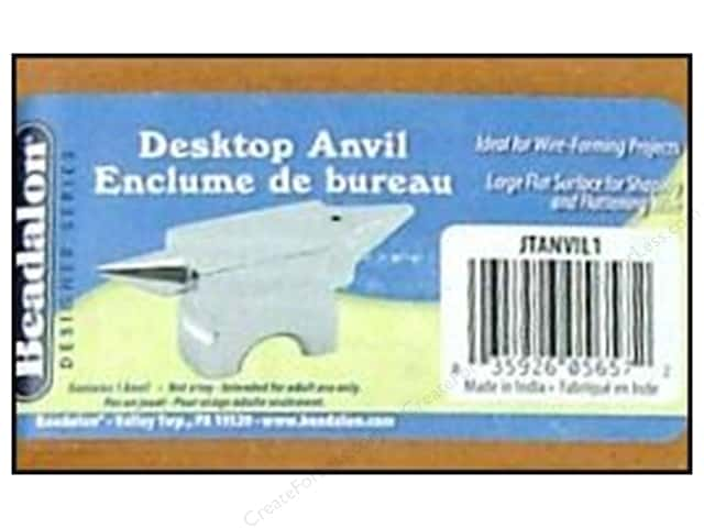 Beadalon Desktop Anvil Mini Horn