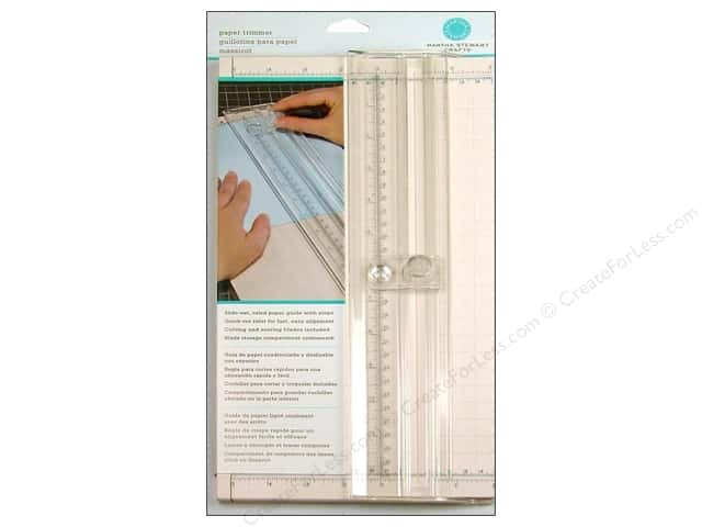 Martha Stewart Tools Simple Paper Trimmer
