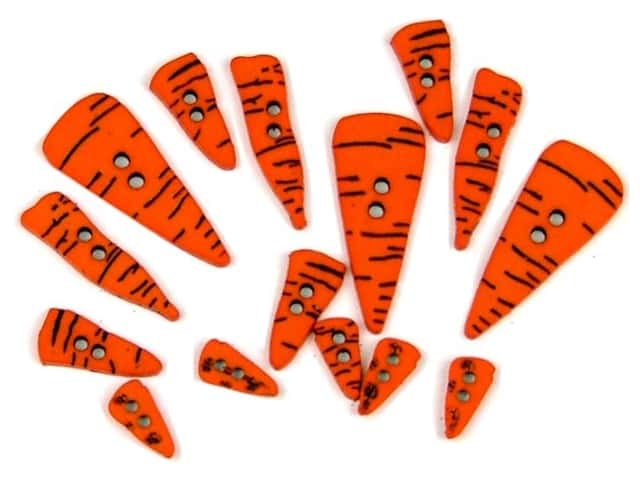 Jesse James Embellishments - Carrot Noses