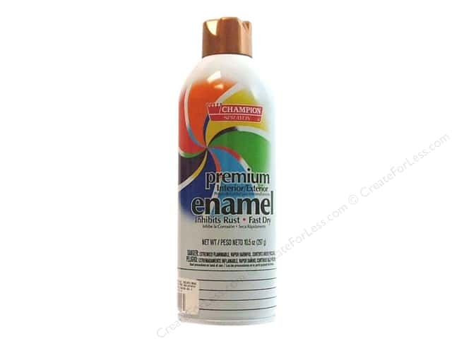 Chase Champion Premium Enamel Spray Paint 10.5 oz. Copper Metallic