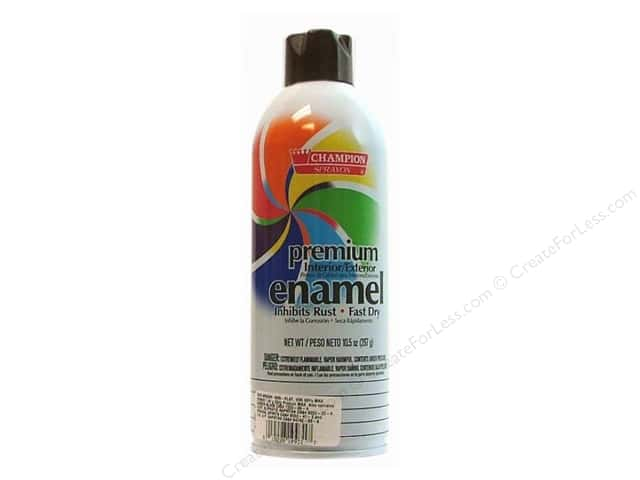 Chase Premium Enamel Spray Paint - Rich Brown 10.5 oz.