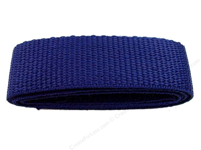 "PA Essentials Polypropylene Webbing 1""x 36"" Package Blue"