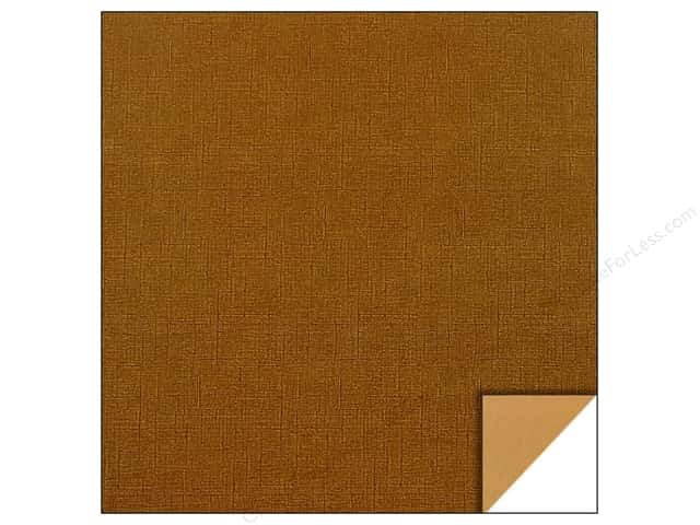 Coredinations Cardstock 12 x 12 in. Vintage Burnt Sugar (20 sheets)