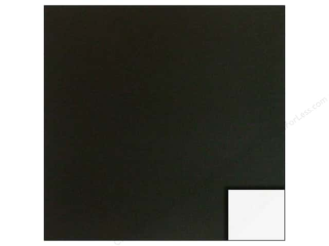 Coredinations Cardstock 12 x 12 in. Black Magic Abracadabra (20 sheets)