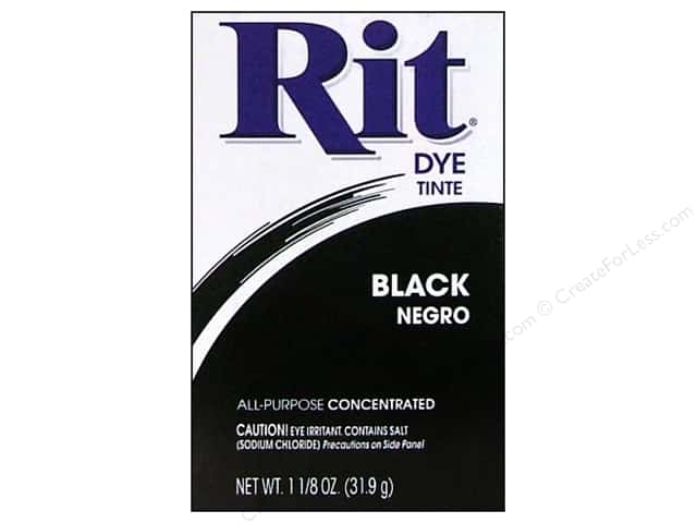 Rit Dye Powder 1 1/8 oz. Black