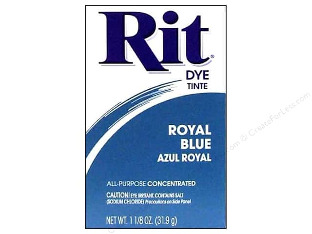 Rit Dye Powder 1 1/8 oz. Royal Blue