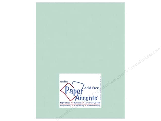 Paper Accents Cardstock 8 1/2 x 11 in. #10108 Stash Builder Tranquil (25 sheets)