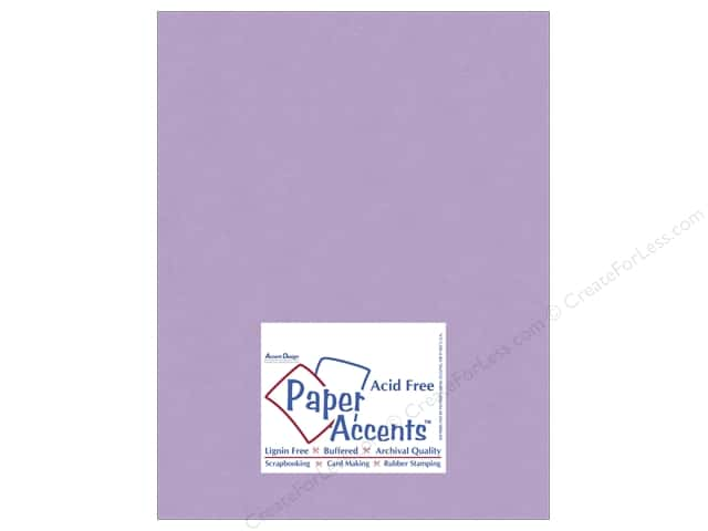 Paper Accents Cardstock 8 1/2 x 11 in. #10119 Stash Builder Hydrangea (25 sheets)