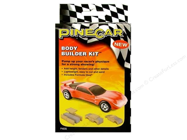 PineCar Kits Body Builder