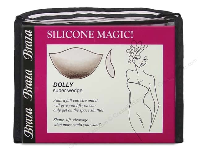 Braza Silicone Magic Enhancers Dolly