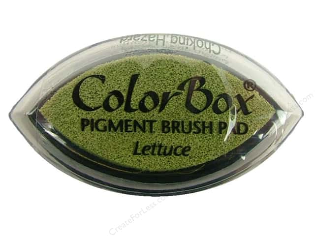 Colorbox Cat's Eye Pigment Inkpad Lettuce