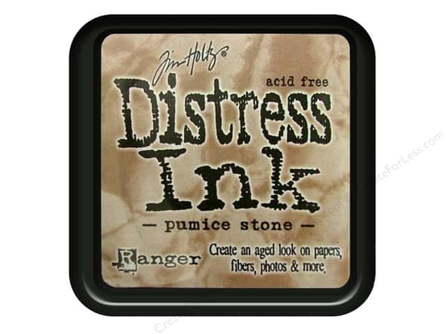 Tim Holtz Distress Ink Pad by Ranger Pumice Stone