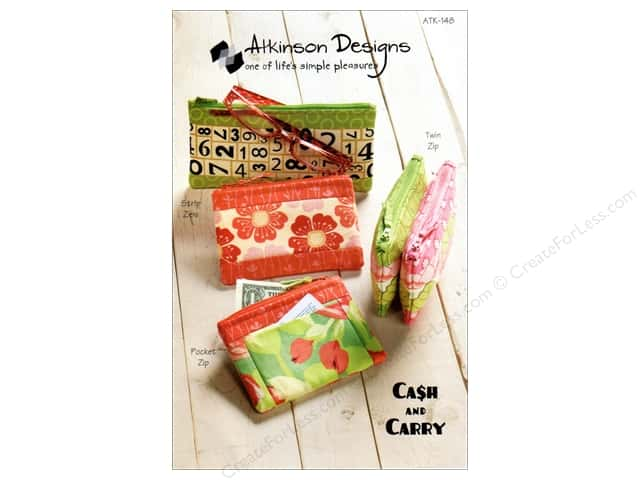 Atkinson Designs Cash & Carry Pattern