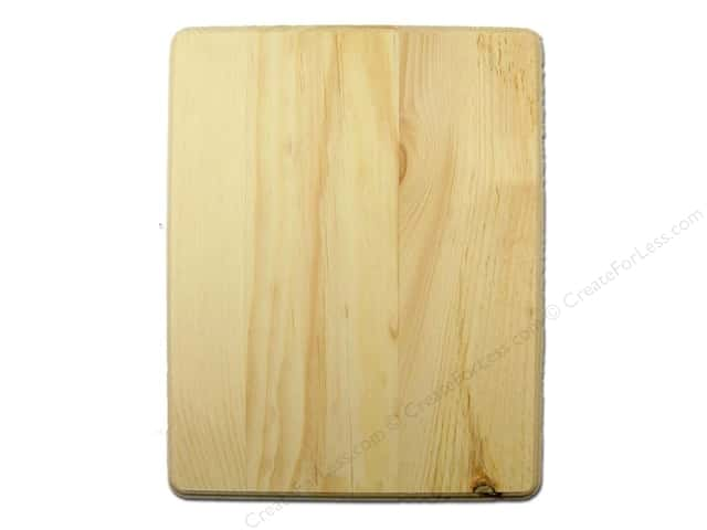 Walnut Hollow Pine Plaque Rectangle 8 3/4 x 11 in.