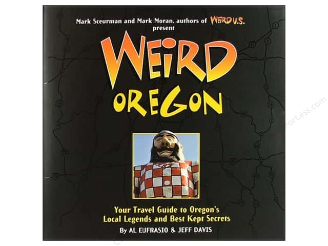 Sterling Weird Oregon Book