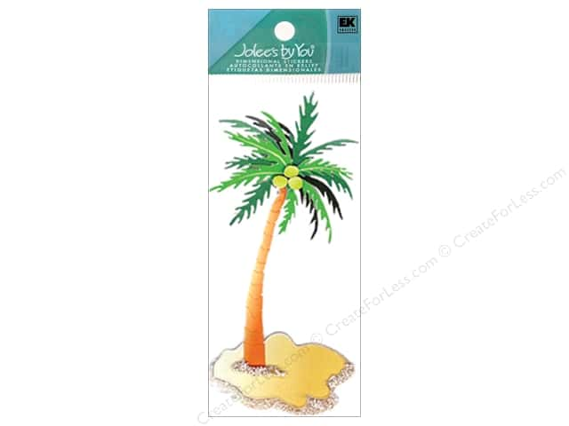 EK Jolee's By You Slims Palm Tree