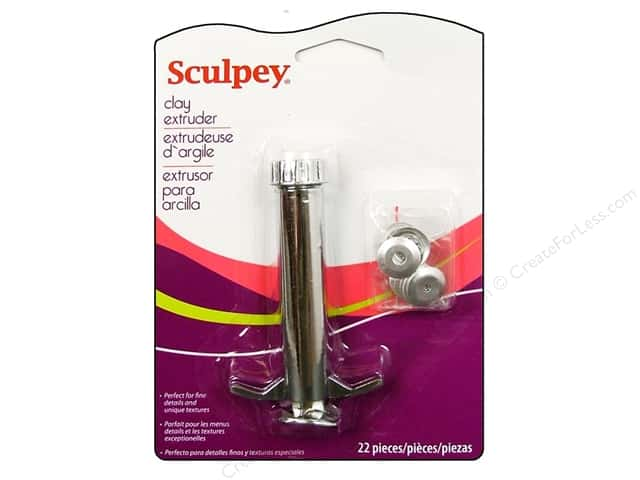 Sculpey Clay Tools Extruder
