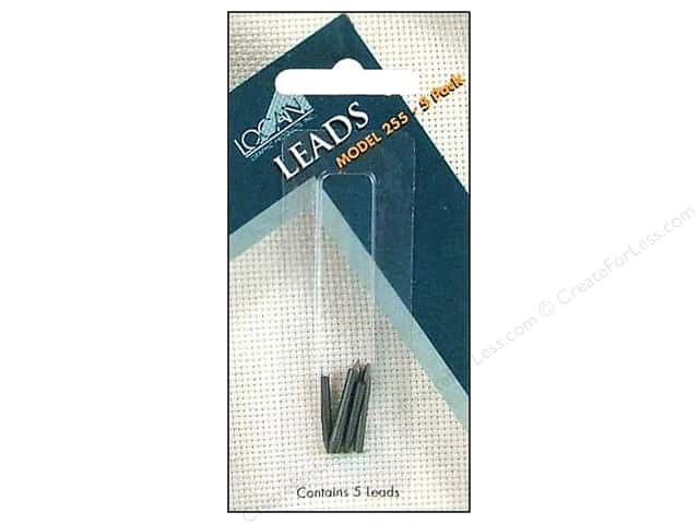 Logan Replacement Lead Deluxe Pull Style 5pc