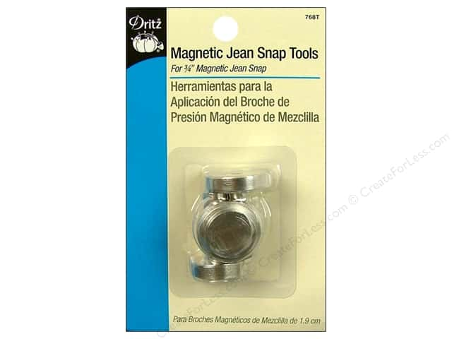 Magnetic Jean Snap Tools by Dritz