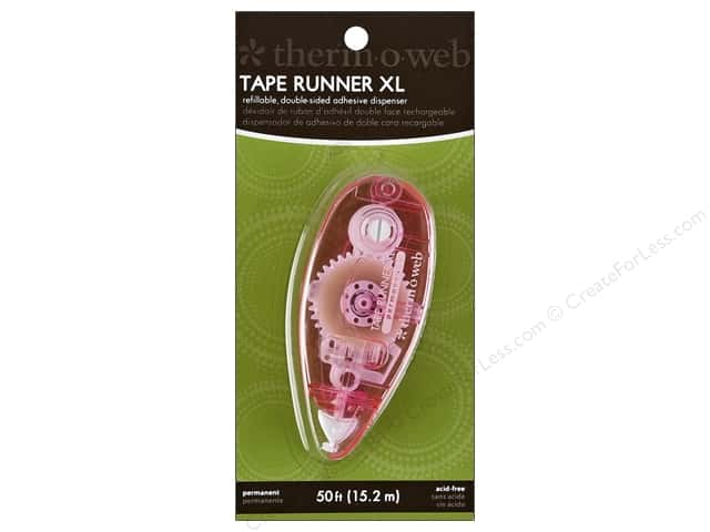 Therm O Web Memory Tape Runner XL 50 ft. Permanent
