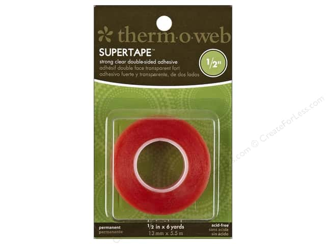 Therm O Web SuperTape 1/2 in. x 6 yd.