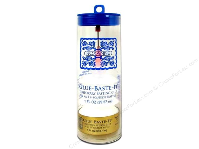 Roxanne Glue-Baste-It Temporay Basting Glue 1 oz.