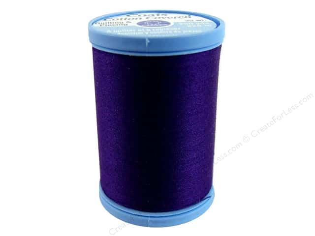 Coats Cotton Covered Quilting & Piecing Thread 250 yd. #3690 Purple