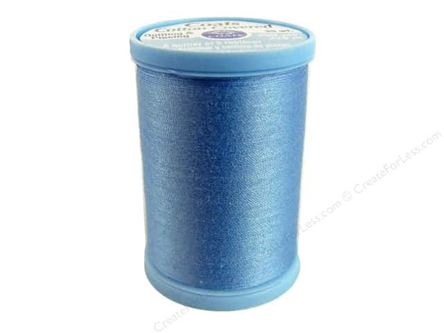 Coats Cotton Covered Quilting & Piecing Thread 250 yd. #4020 September Sky