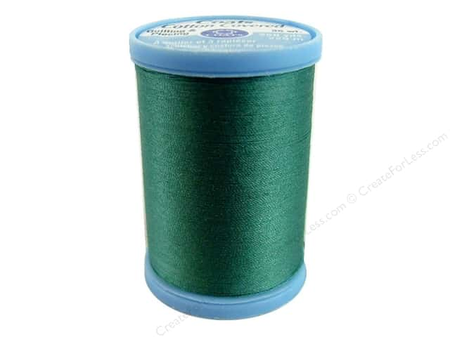 Coats Cotton Covered Quilting & Piecing Thread 250 yd. #6740 Juniper