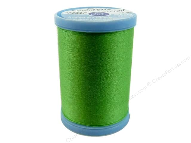 Coats Cotton Covered Quilting & Piecing Thread 250 yd. #6840 Lime