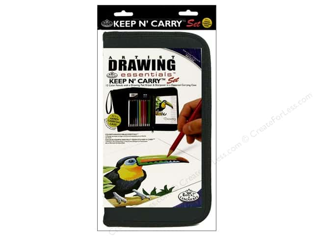 Royal Artist Essentials Set Keep N' Carry Drawing
