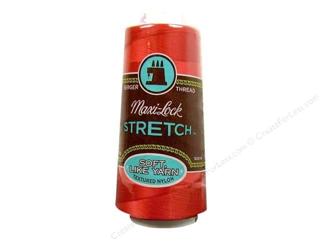 Maxi-Lock Stretch Thread 2000 yd. Artillery