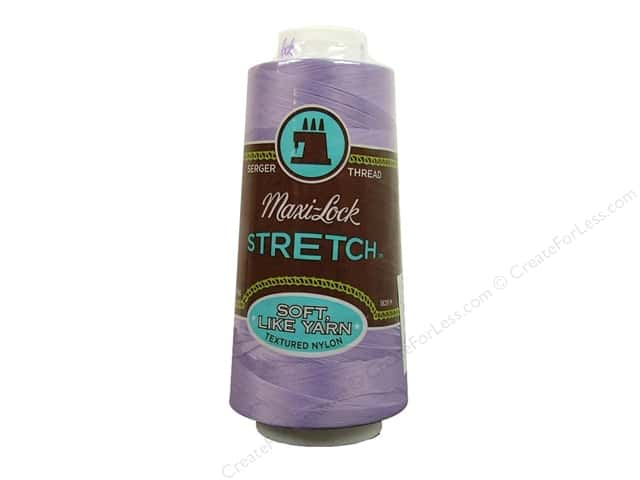 Maxi-Lock Stretch Thread 2000 yd. Orchid