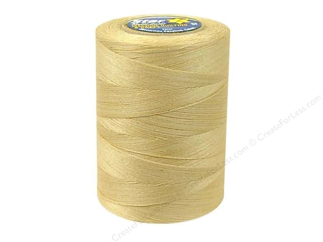 Coats & Clark Star Variegated Mercerized Cotton Quilting Thread 1200 yd. #835 Vanilla Cream