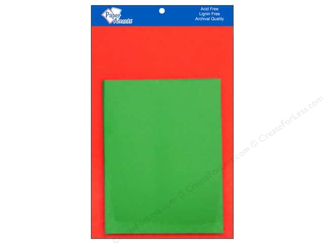 4 1/4  x 5 1/2 in. Blank Card & Envelopes by Paper Accents 10 pc. #1004 Christmas