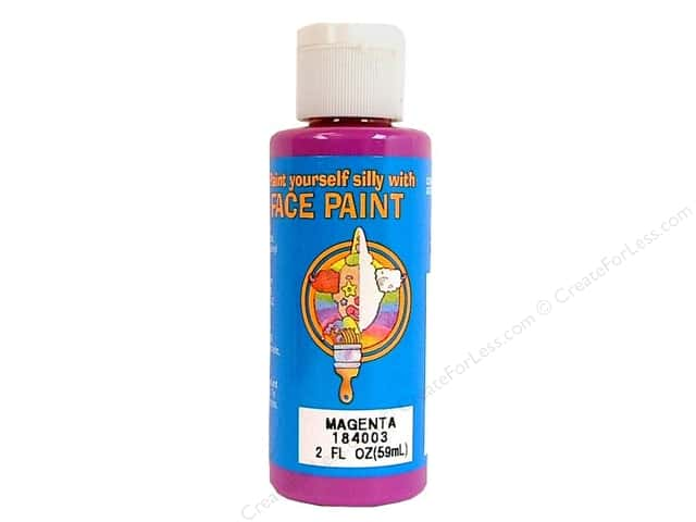 Palmer Face Paint Magenta 2oz