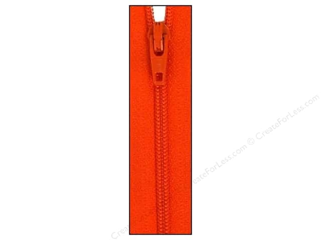 Atkinson Designs Zipper by YKK 14 in. Sunset (6 pieces)