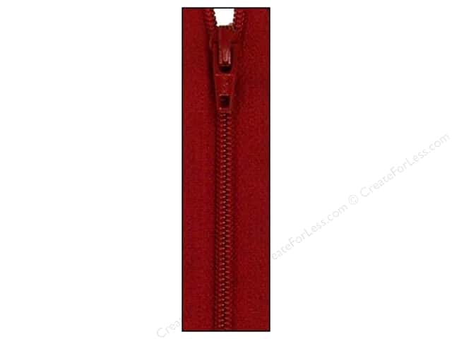 Atkinson Designs Zipper by YKK 14 in. Shannonberry (6 pieces)