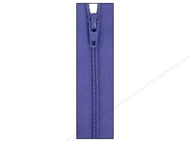 Atkinson Designs Zipper by YKK 14 in. Periwinkle