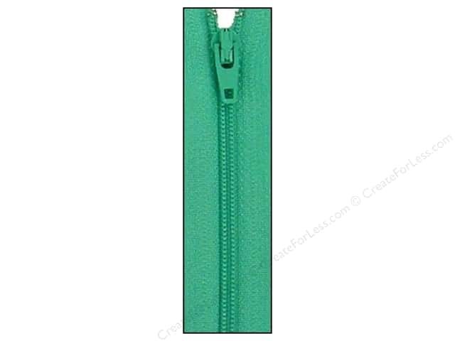 Atkinson Designs Zipper by YKK 14 in. Tahiti Teal (6 pieces)