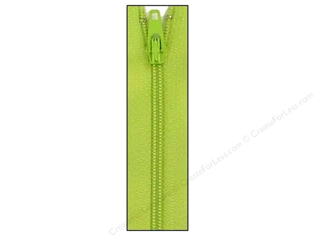 Atkinson Designs Zipper by YKK 14 in. Key Lime Pie