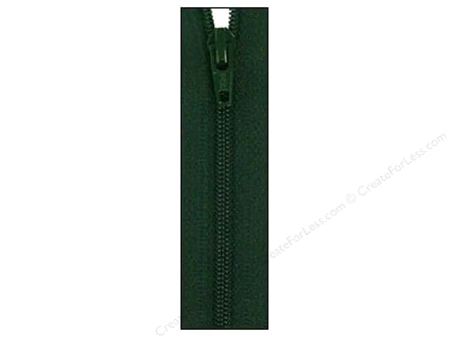 Atkinson Designs Zipper 14 in. Pine Tree by YKK