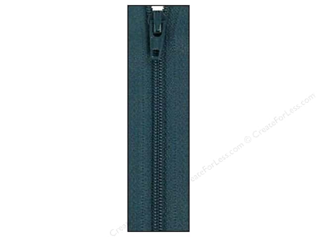 Atkinson Designs Zipper by YKK 14 in. Bristol Blue (6 pieces)