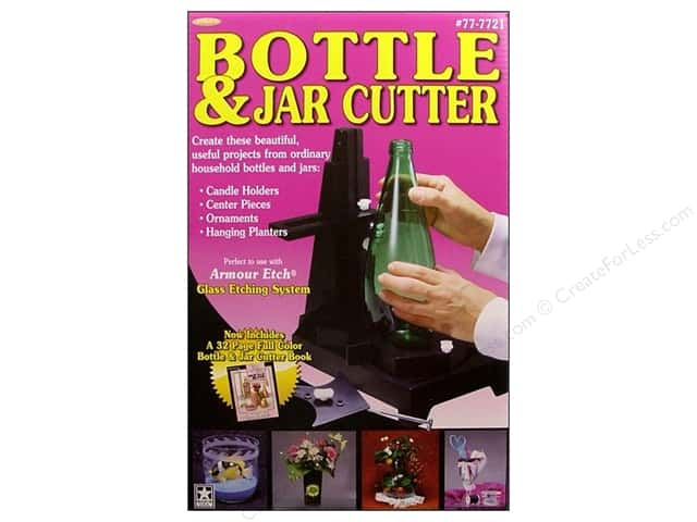 Armour Bottle & Jar Cutter Black