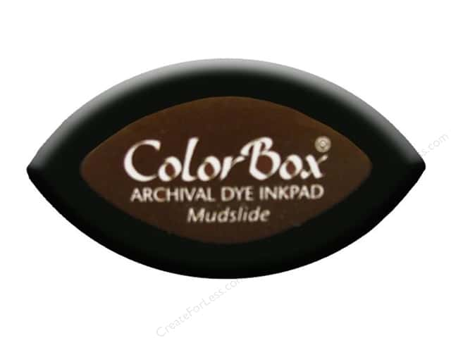 ColorBox Archival Dye Ink Pad Cat's Eye Mudslide