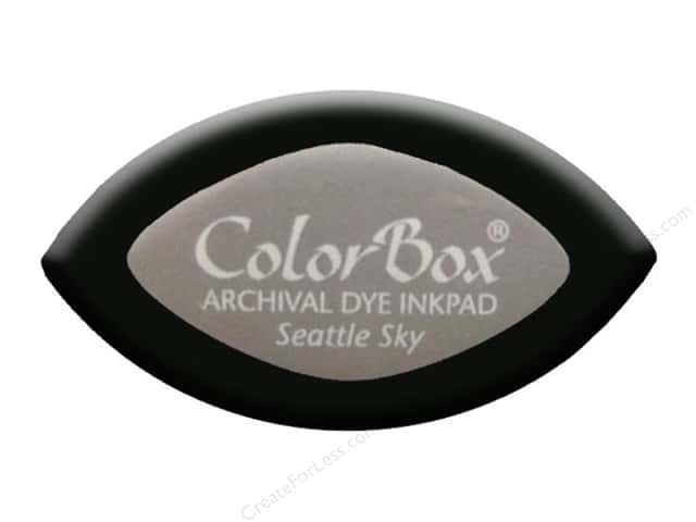 ColorBox Archival Dye Ink Pad Cat's Eye Seattle Sky